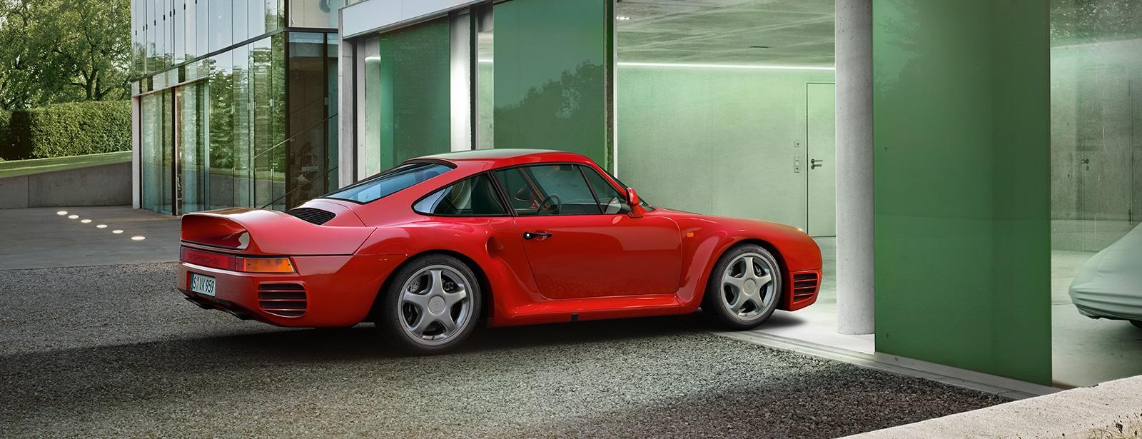 Porsche 959: la burocracia no siempre es tan mala