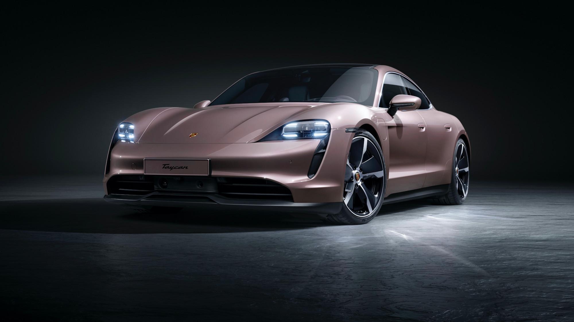 Porsche amplía la gama de modelos Taycan
