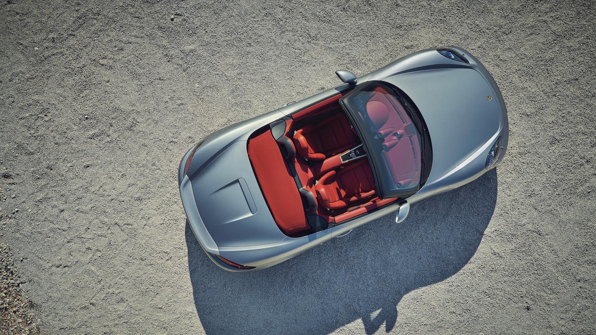 Porsche lanza edición especial: Boxster 25 Años