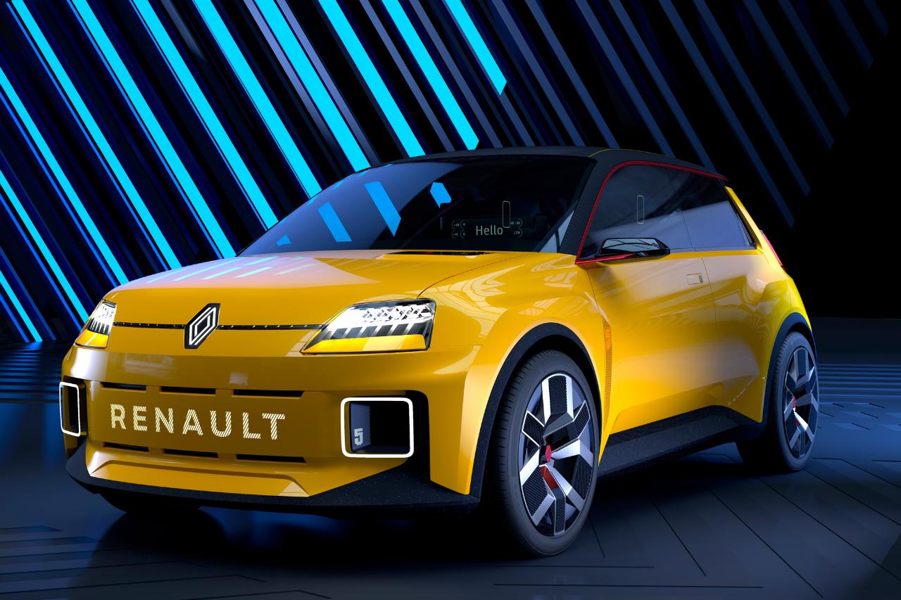 ¡Anuncian Renaulution y confirman nuevo Renault 5!