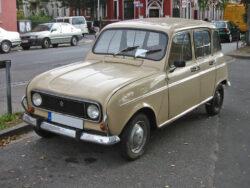 Renault R4 1974