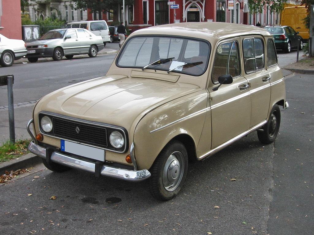 Renault 4: ideal para Francia, perfecto para el mundo