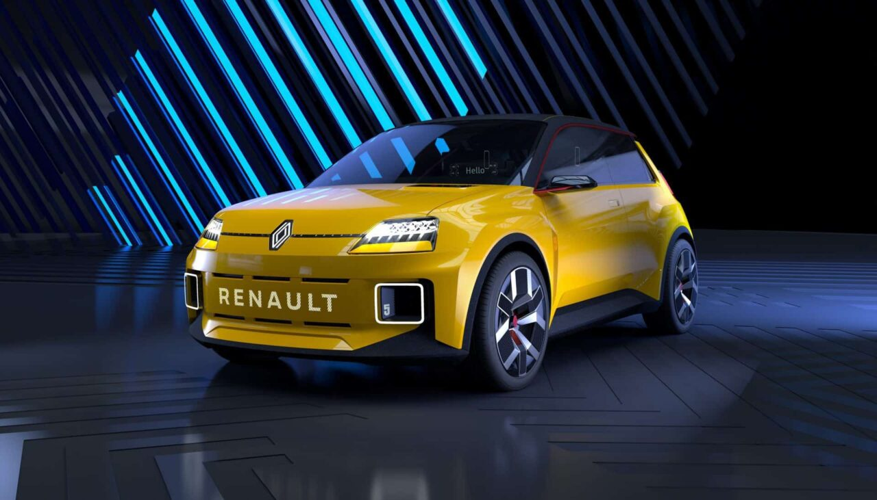 """Regresará el inolvidable """"zapatito"""" Renault 5, esta vez en modo eléctrico"""