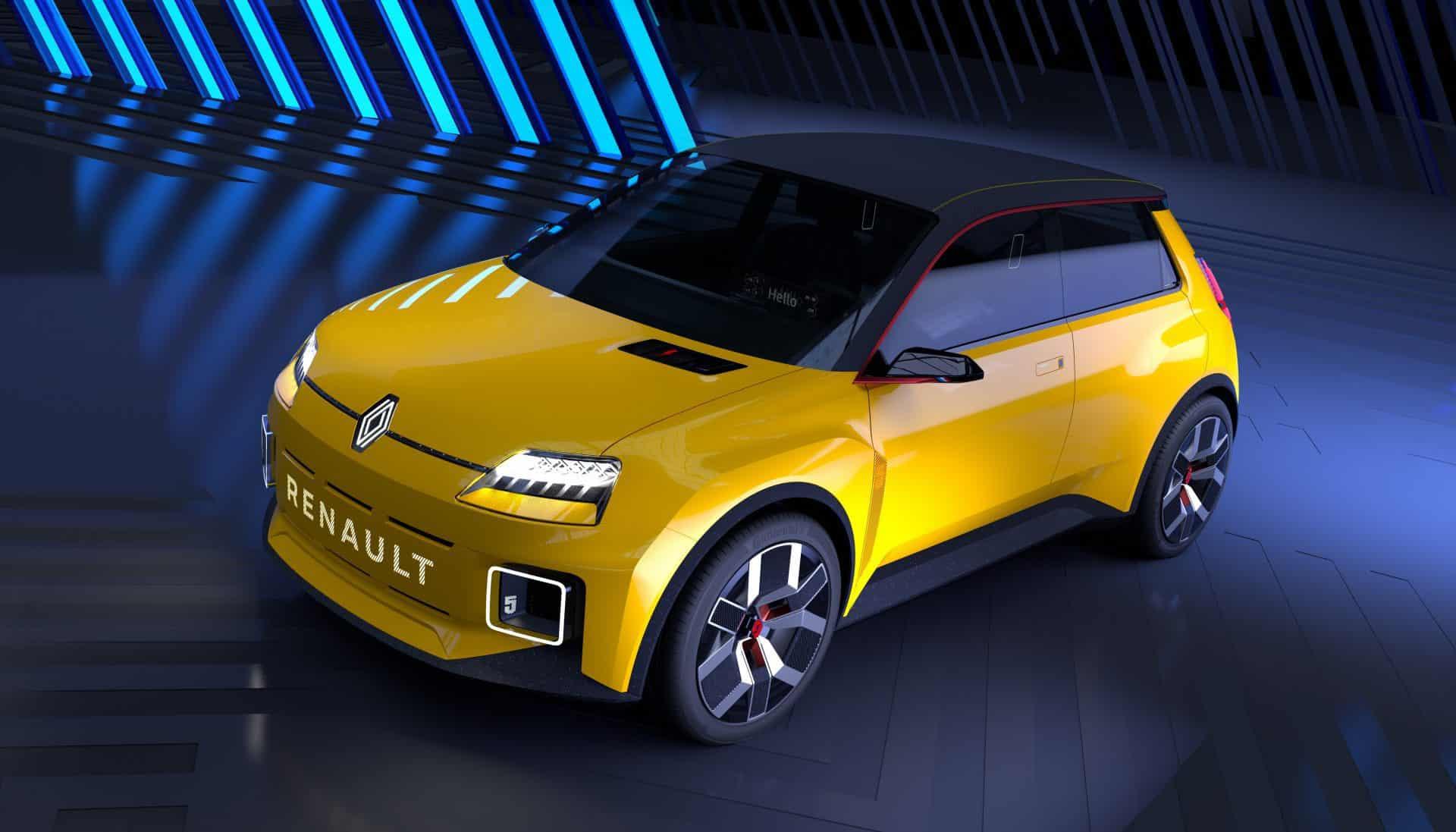Renault con objetivos claros en el camino eléctrico