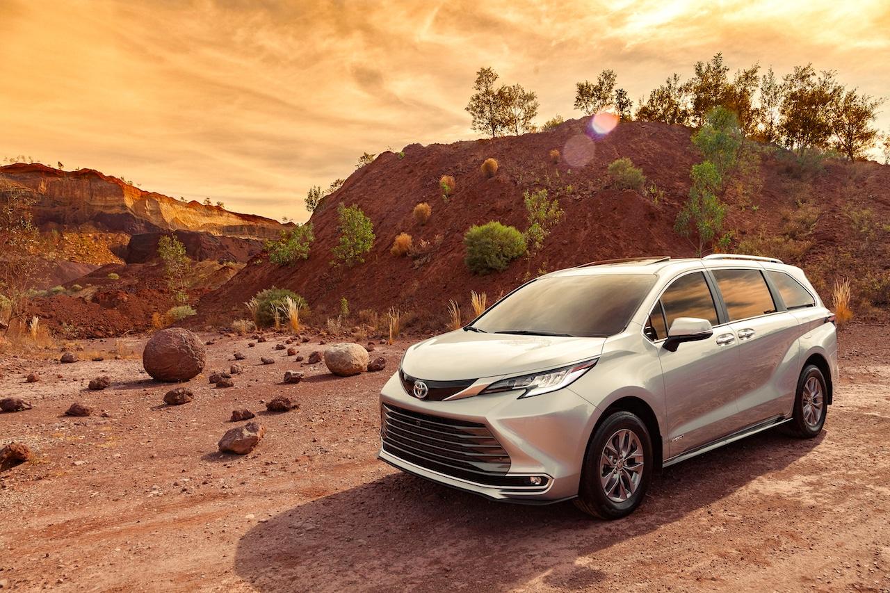 Histórico market share mensual de Toyota