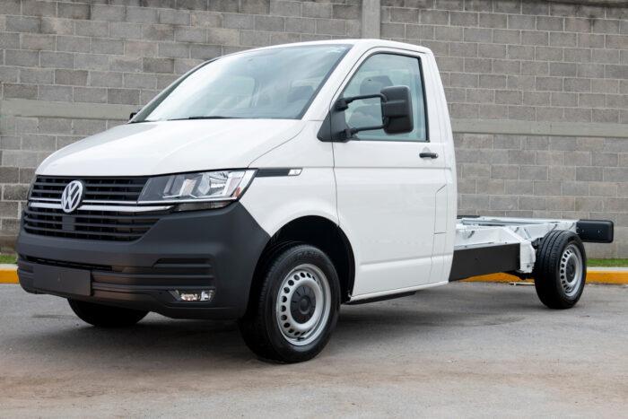 Transporter 6.1 de Volkswagen reconocida por su seguridad