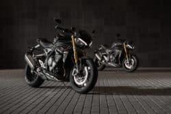 Triumph Speed Triple 1200 RS, una revolución absoluta