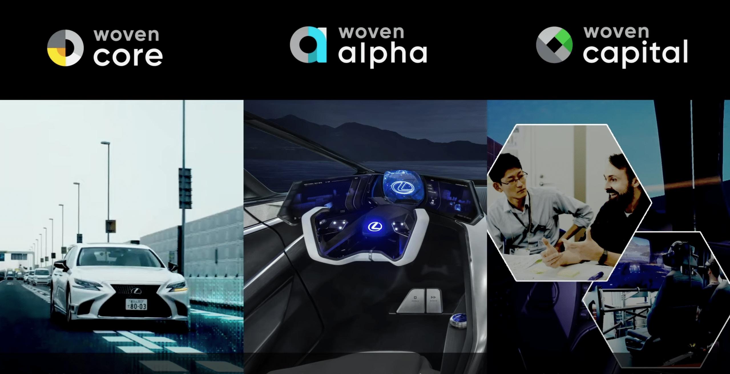 Woven Planet de Toyota: movilidad para amar y seguridad para vivir