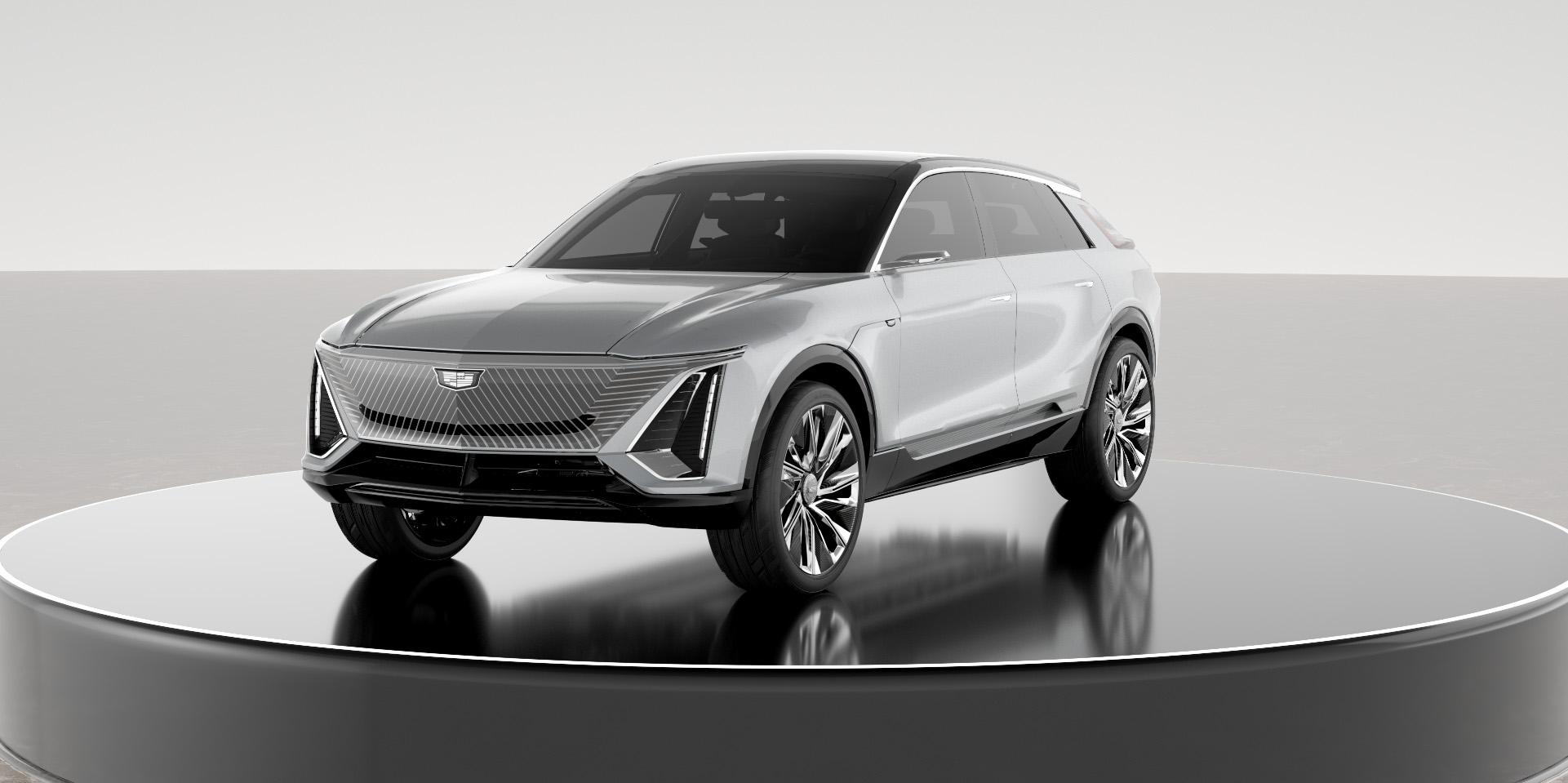 GM revela detalles del futuro de sus autos en el CES 2021