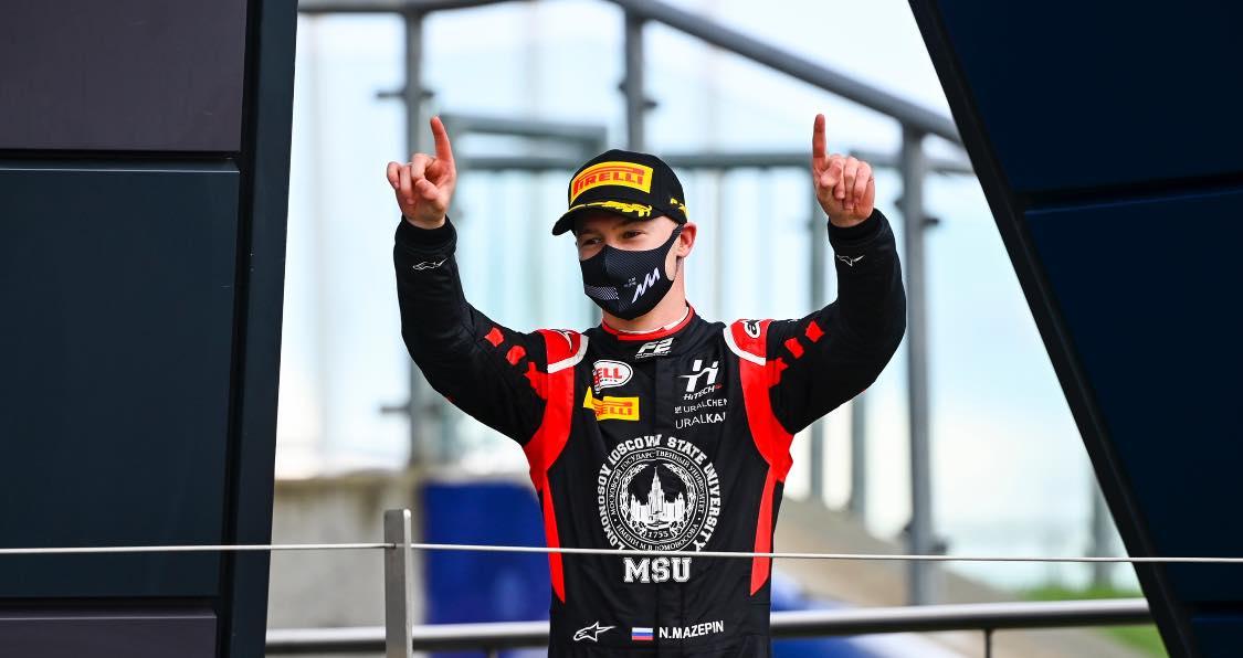 Nikita Mazepin no podrá correr con la bandera rusa en la F1