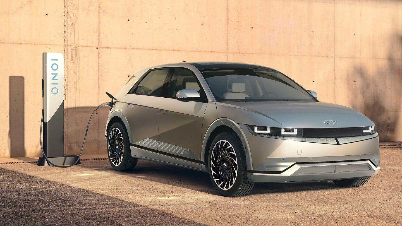 El eléctrico IONIQ 5 de Hyundai presentado en Estados Unidos