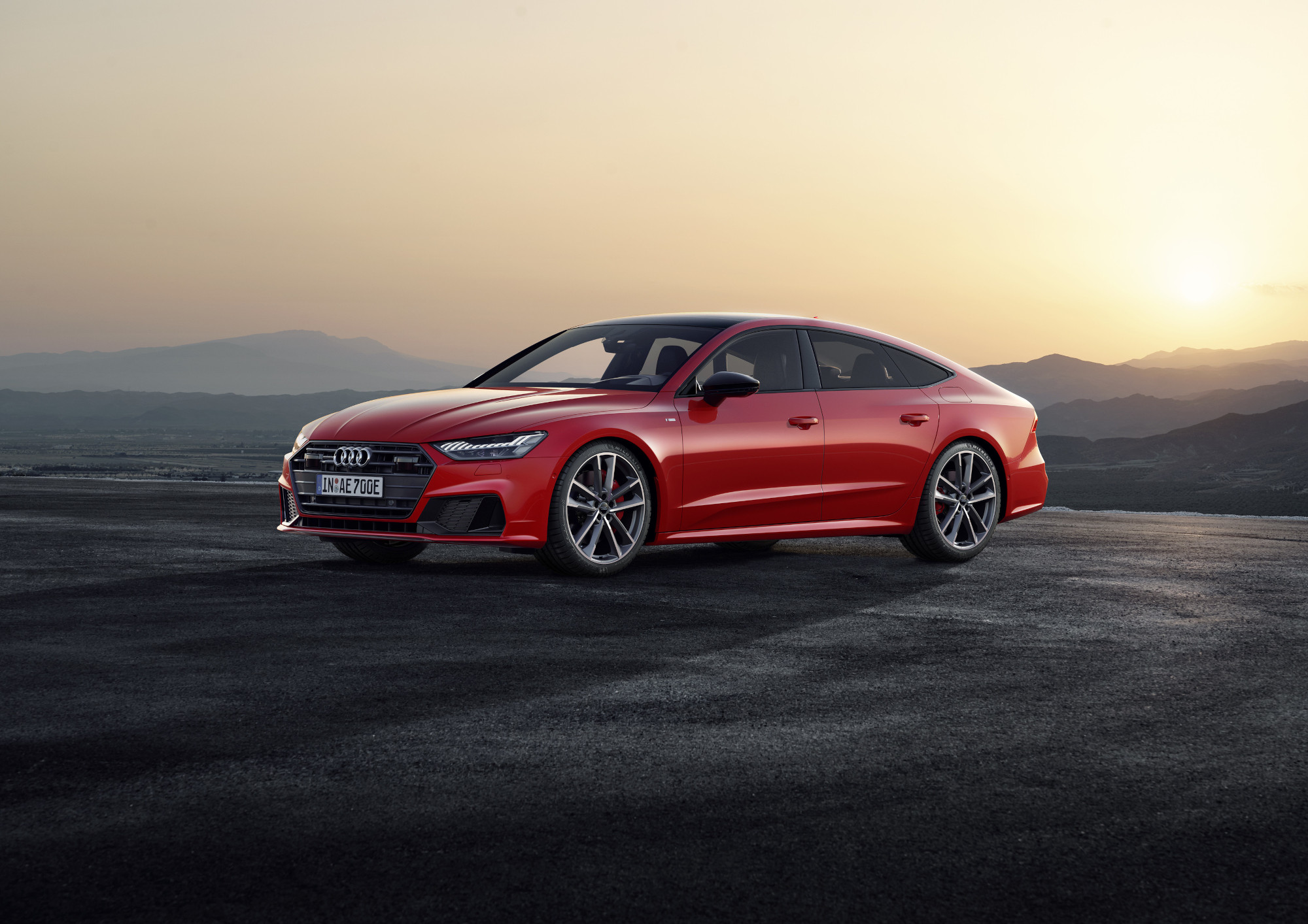 Actualizan los híbridos enchufables Audi Q5, A6 y A7 Sportback