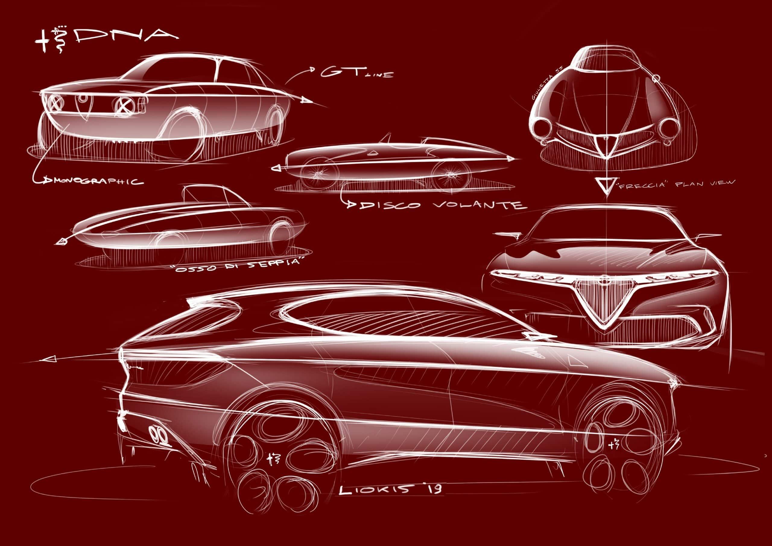 """Alfa Romeo muestra """"Passione"""" previo a San Valentín"""