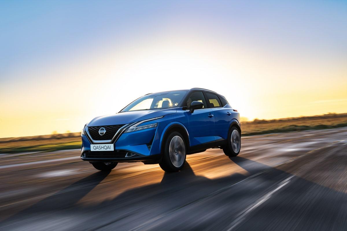 Nissan Qashqai se presentó en Europa