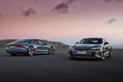 Audi e-tron GT quattro y Audi RS e-tron GT
