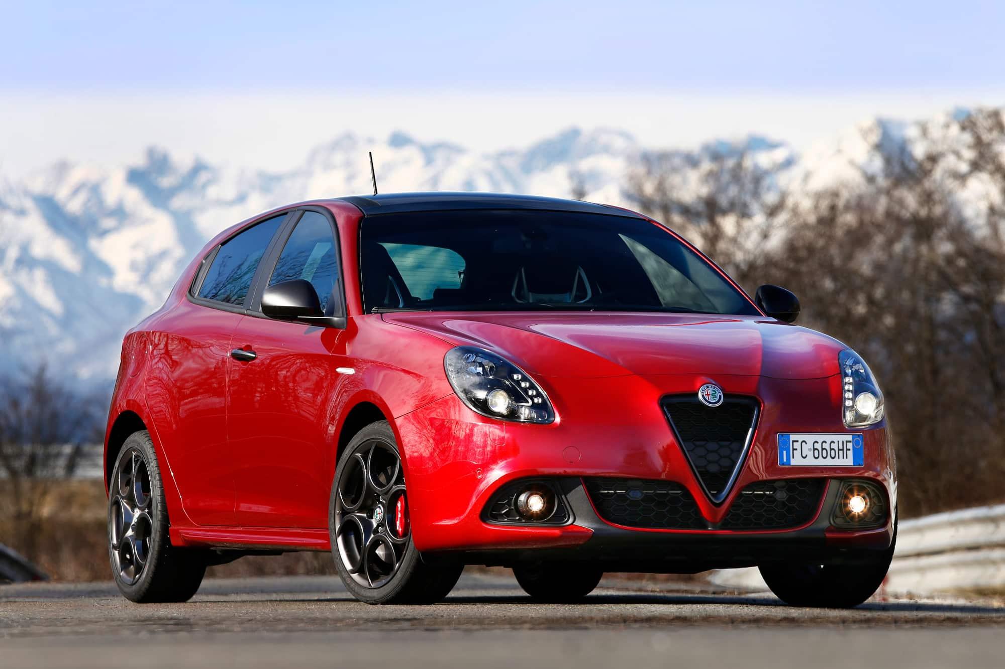 Belleza con gran desempeño: Alfa Romeo Giulietta 110 Edizione 2021