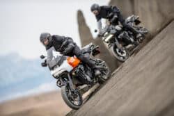 Harley-Davidson Pan America, aventura al estilo norteamericano
