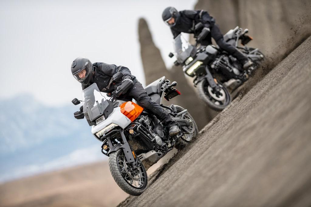 Harley-Davidson Pan America, aventura con un estilo muy norteamericano