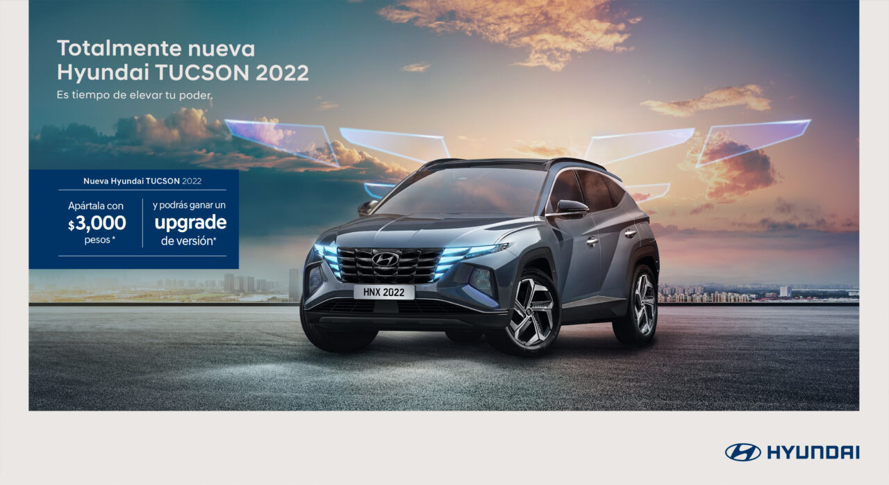 Hyundai Tucson 2022 llega a México: precios y versiones