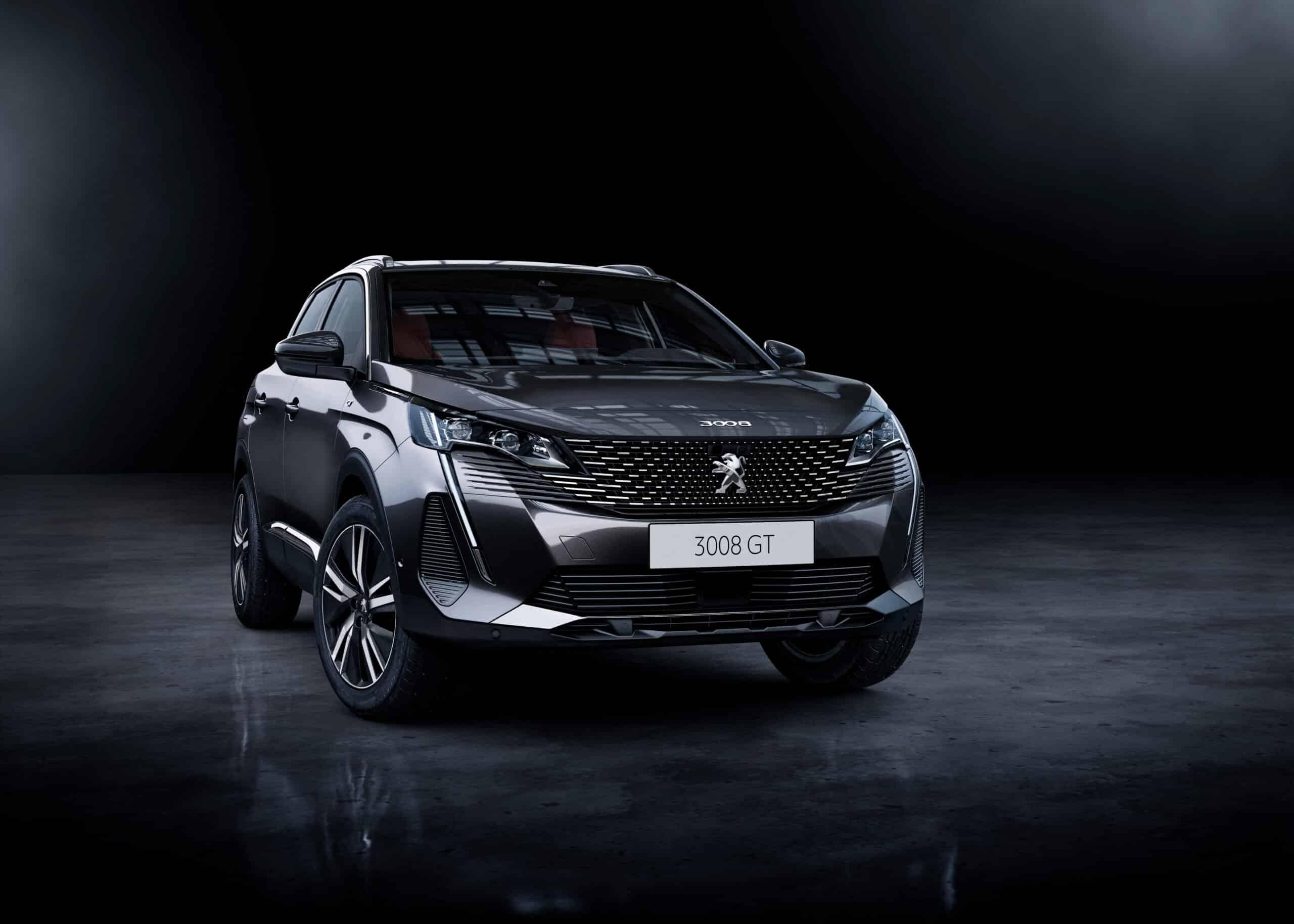Comienza la preventa de los SUV Peugeot 3008 y 5008