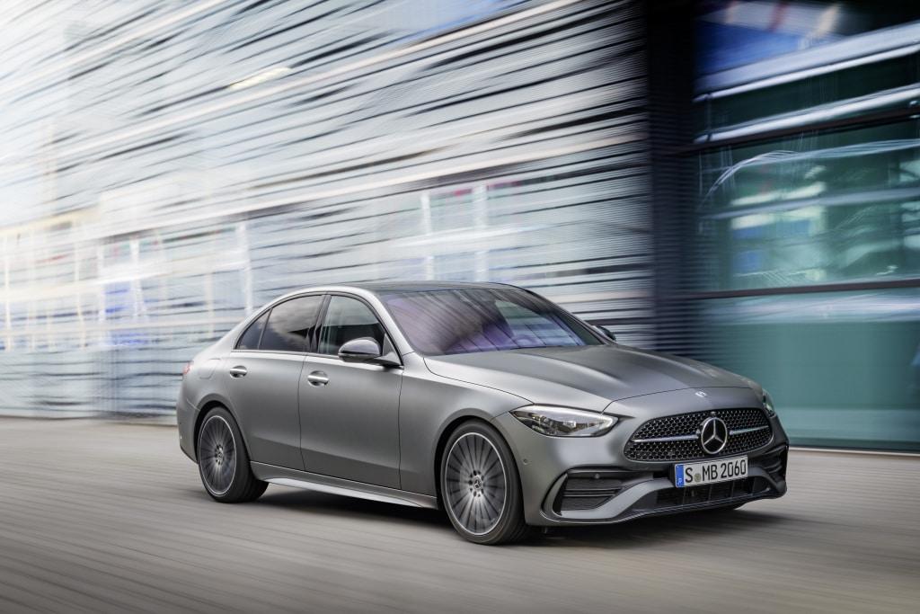 'Baby Benz': la evolución del Clase C de Mercedes-Benz