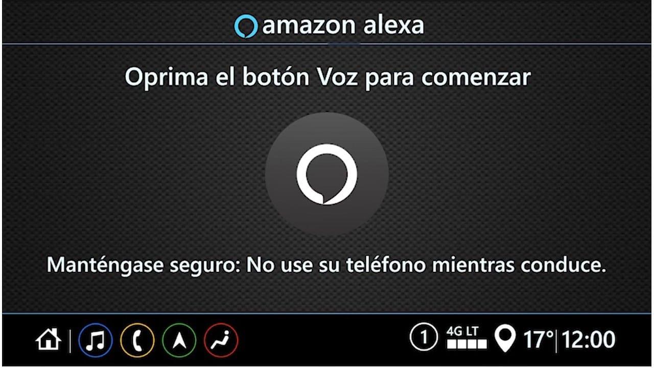 GM ofrece subir a Alexa a tu coche