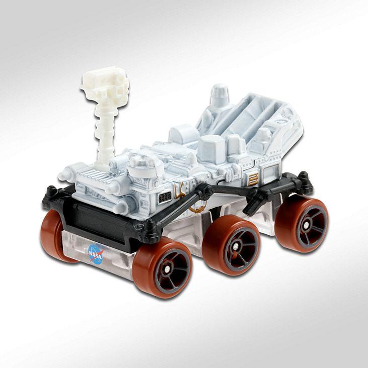 ¡Hot Wheels de Perseverance! El rover de la misión a Marte