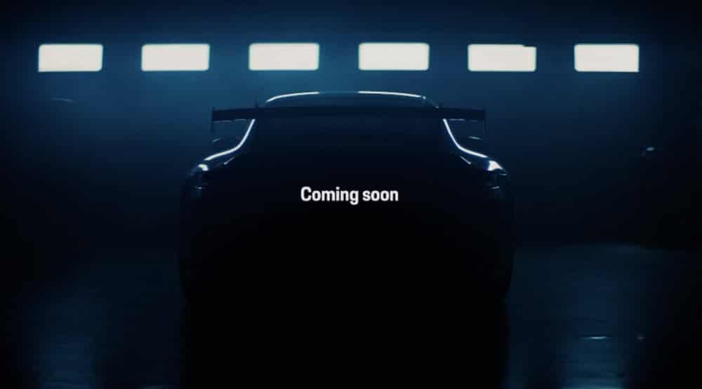 Alistan presentación de Porsche 911 GT3