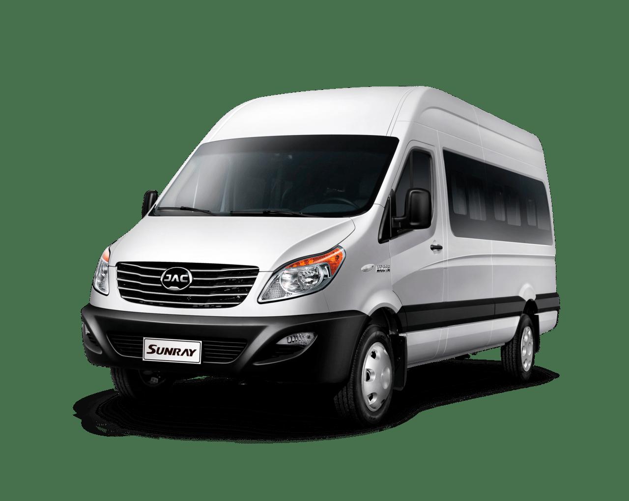 Sunray, el vehículo comercial de JAC, es pieza clave en ventas