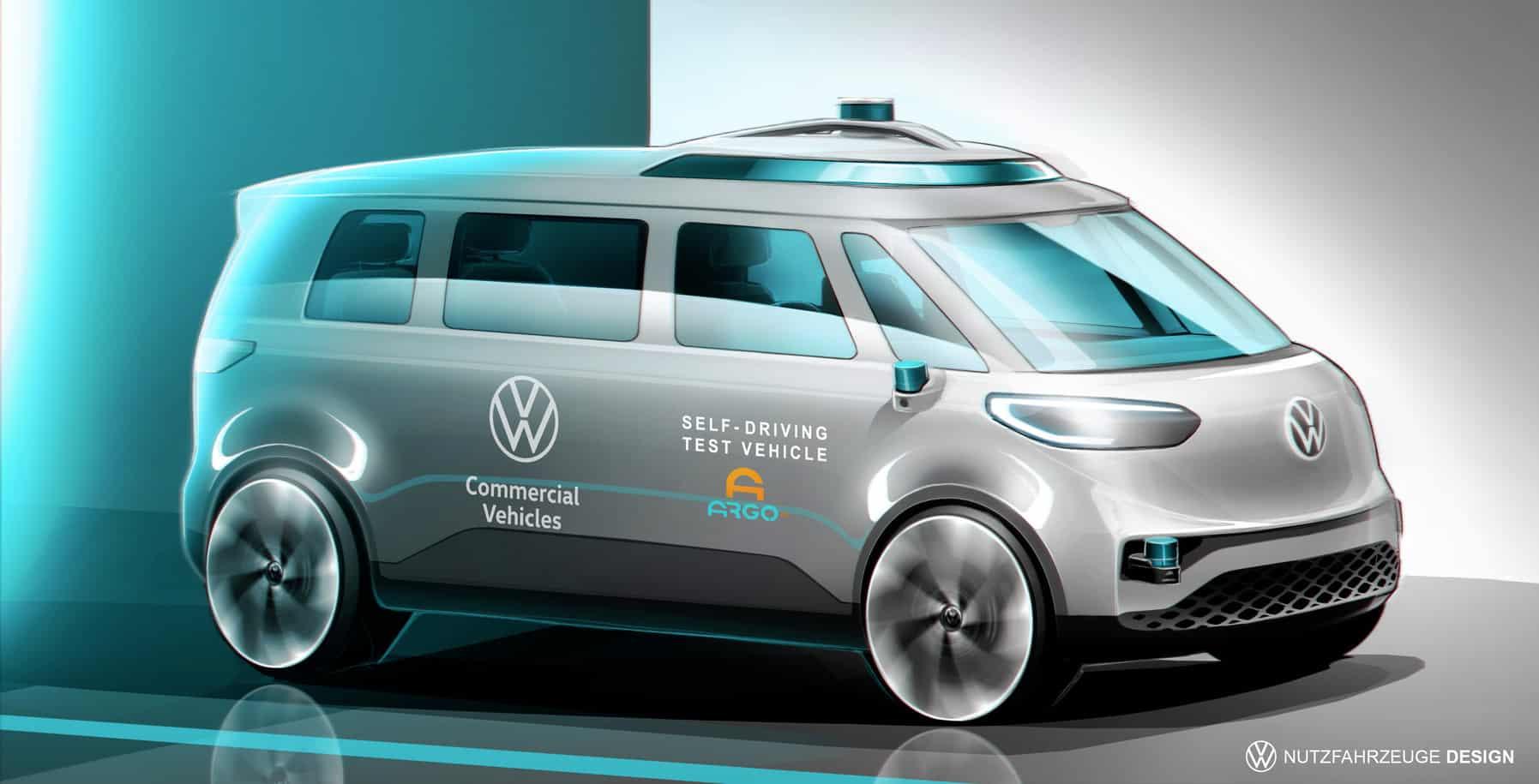 Volkswagen Vehículos Comerciales avanza en el desarrollo de conducción autónoma