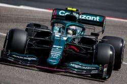 Vettel se inspira en James Bond para nombrar a su monoplaza