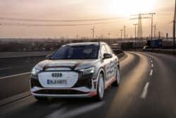 Audi Q4 e-tron establece un punto de referencia