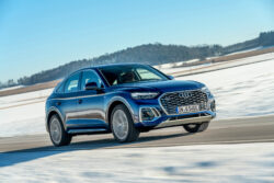 Audi Q5 Sportback TFSI e quattro: Deportivo, elegante y eficiente