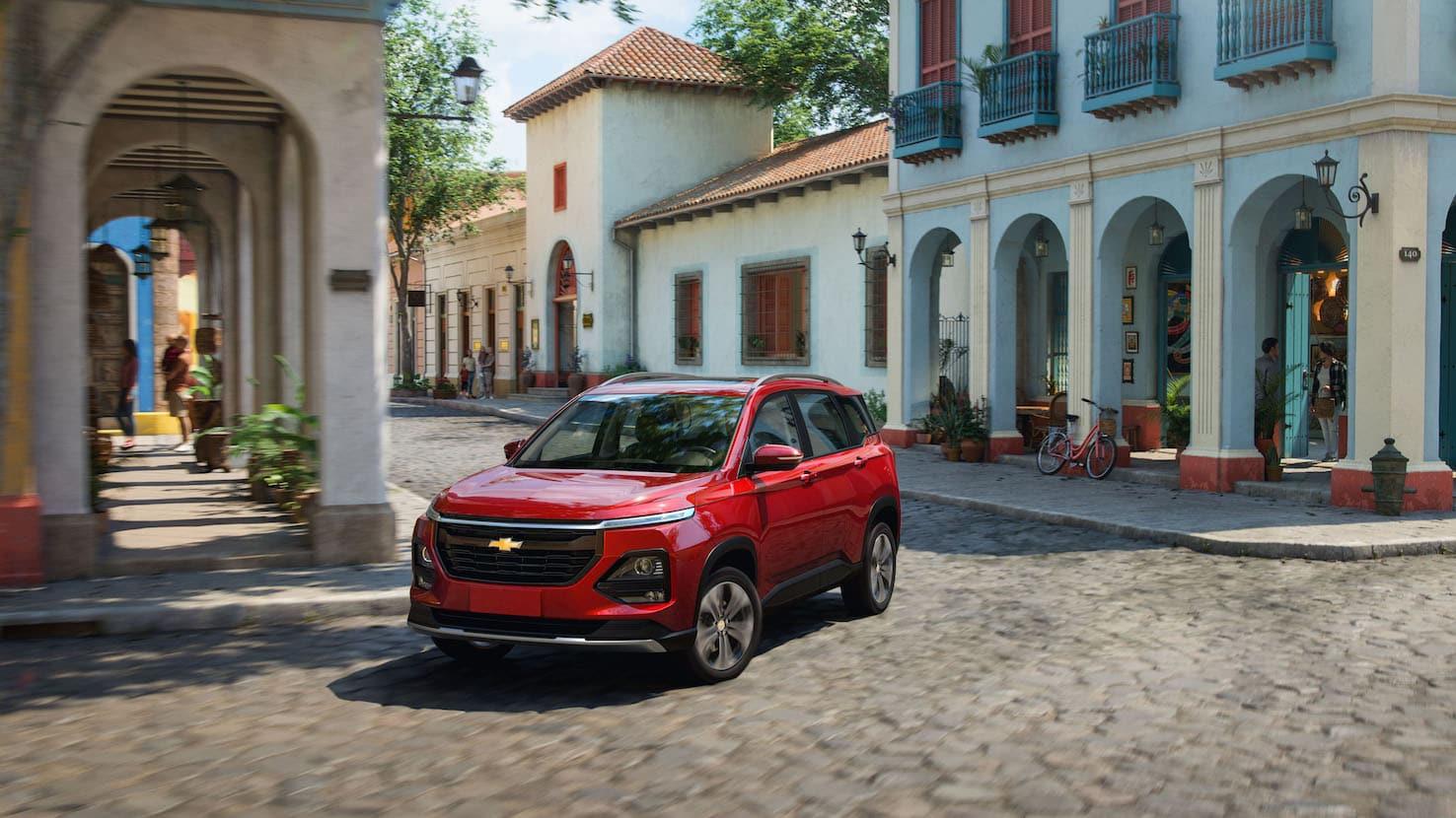 Llega en abril: nueva Chevrolet Captiva 2022 se enfoca en valor