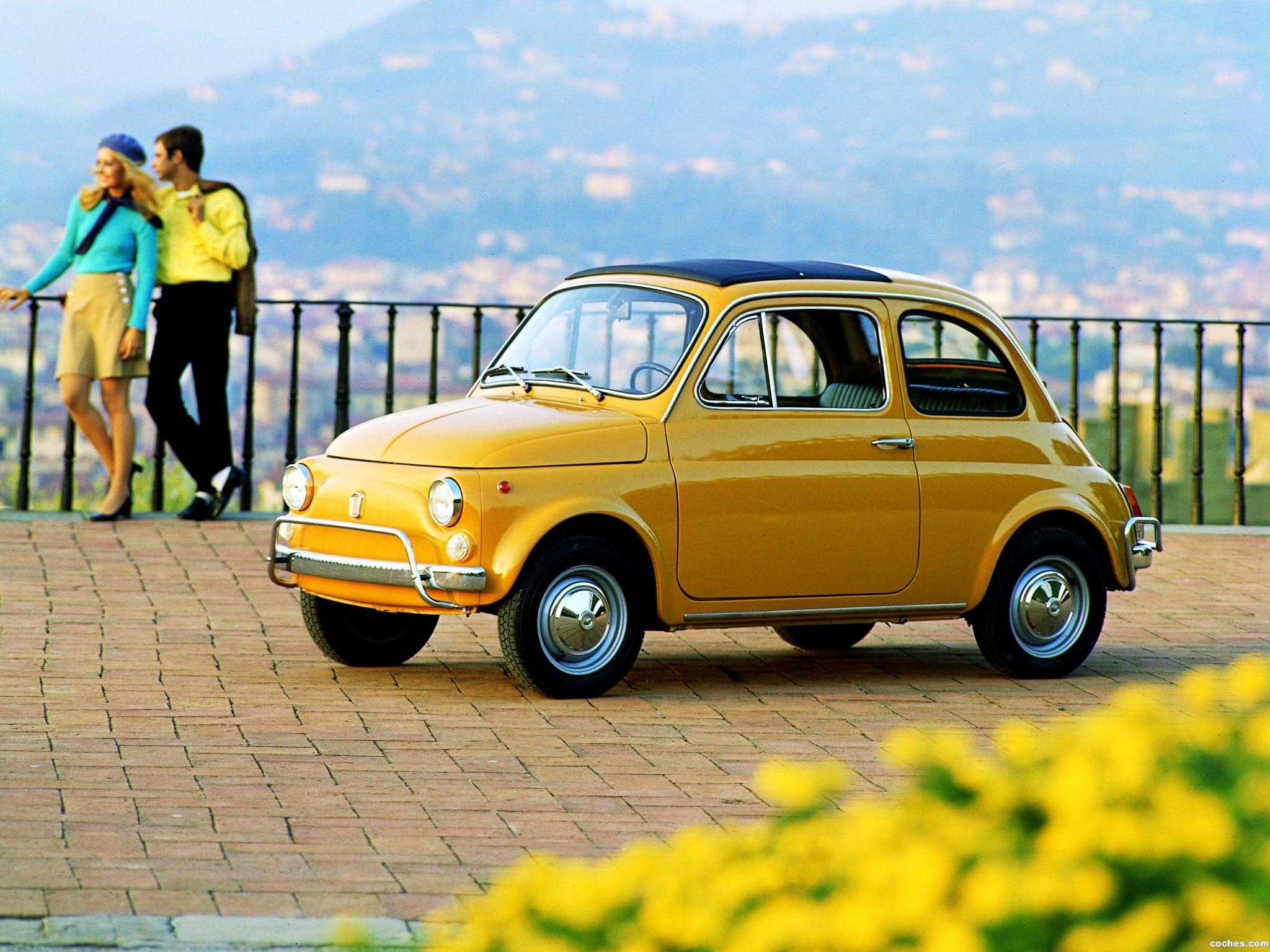 Fiat 500: desde Italia con amor