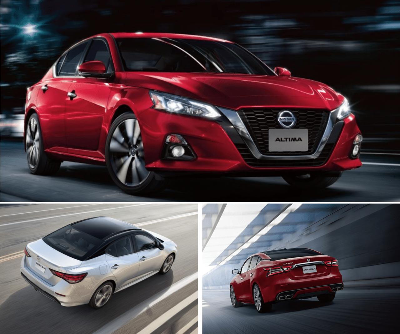 Vehículos Nissan con el más alto nivel de seguridad, según el IIHS