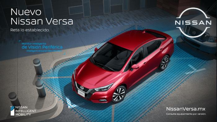 Campaña Nissan Versa