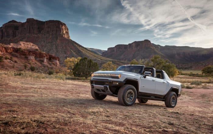 GMC HUMMER EV Edition 1 recaudó 2.5 millones de dólares en la subasta Barrett-Jackson