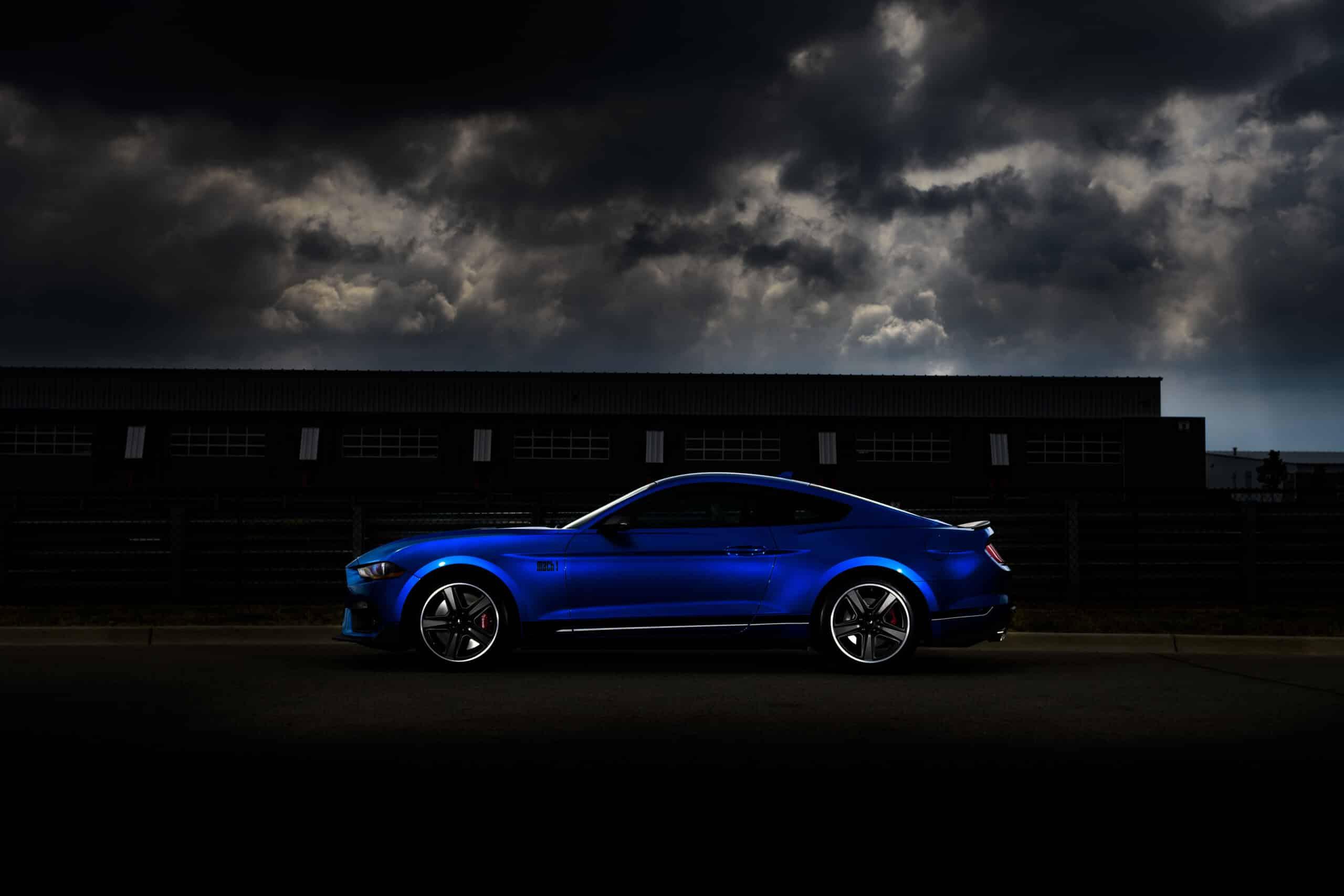 Mustang Mach 1, el regreso de una leyenda