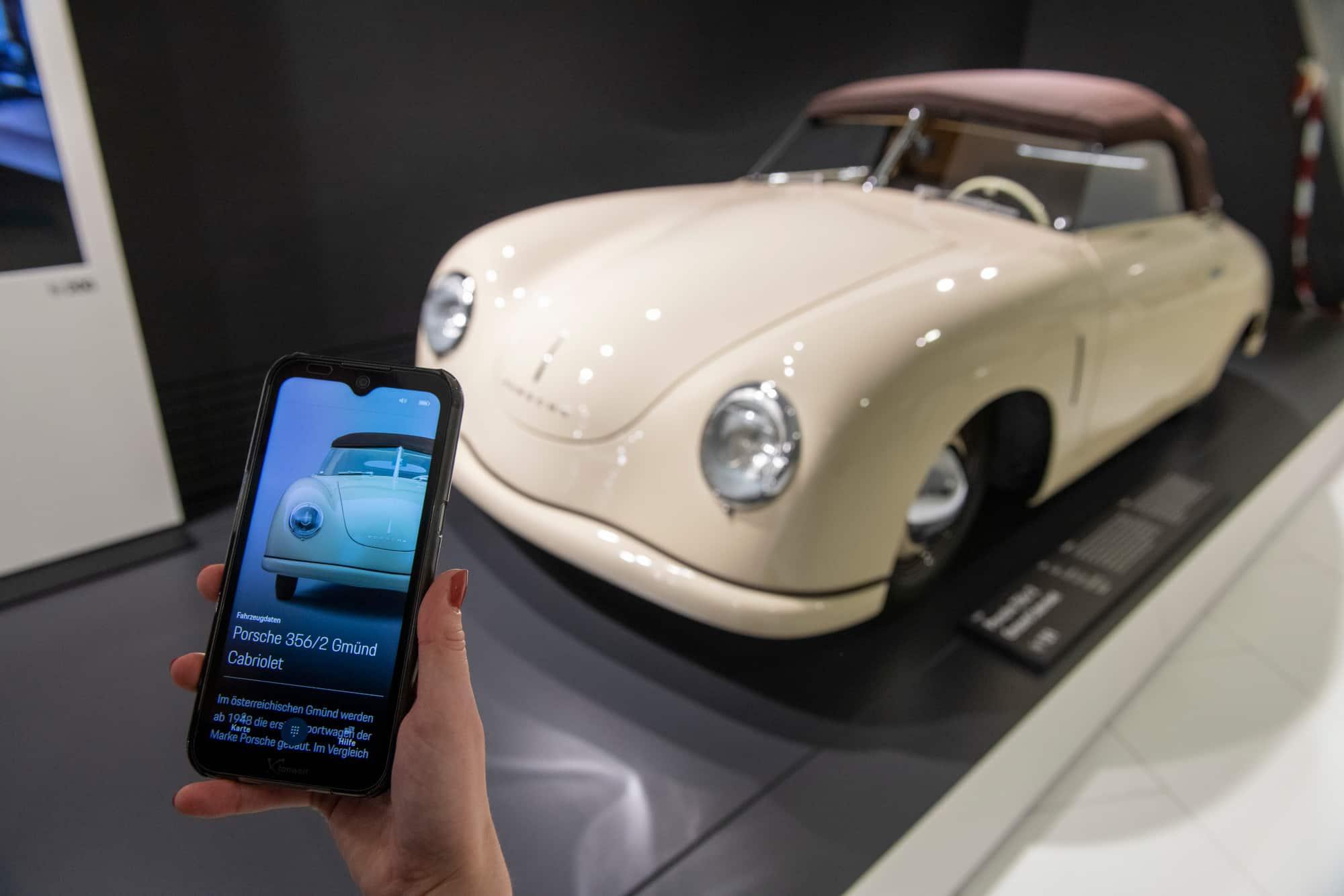 Museo de Porsche reabre sus puertas