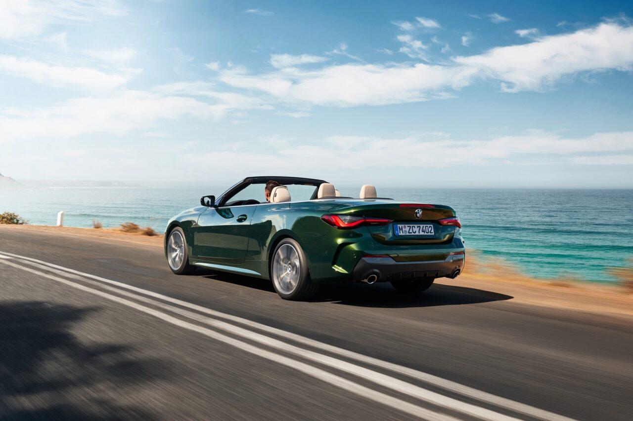 BMW Serie 4 Convertible cautiva a México