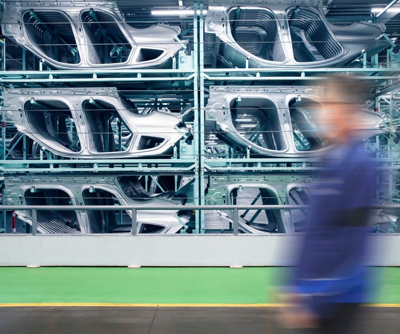 BMW reducirá las emisiones de CO2 en su producción de acero