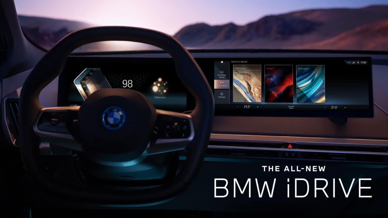El futuro digital llega con la nueva generación de BMW iDrive