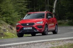 SEAT Ateca expande sus opciones de motor