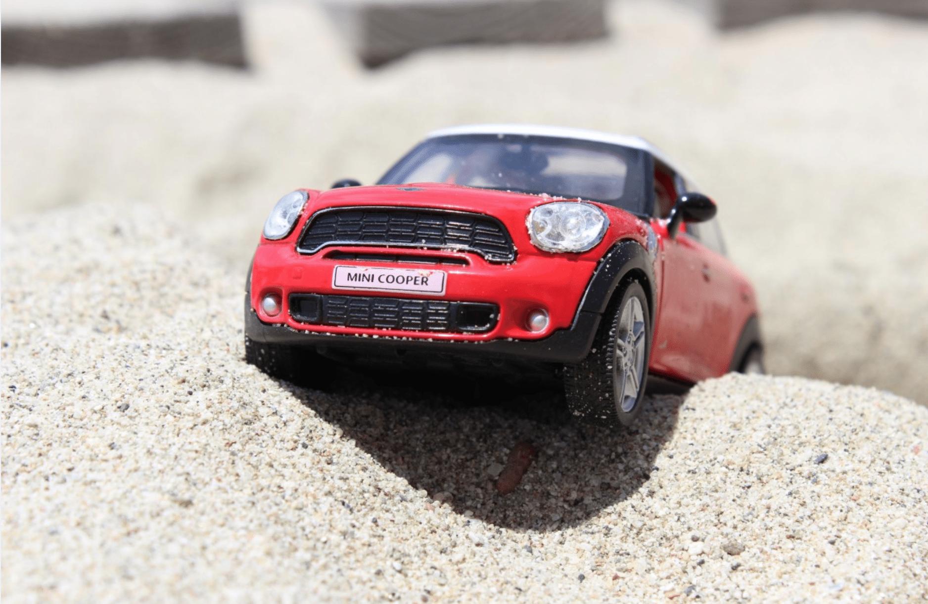 ¿Qué partes del auto pueden afectarse por el calor?