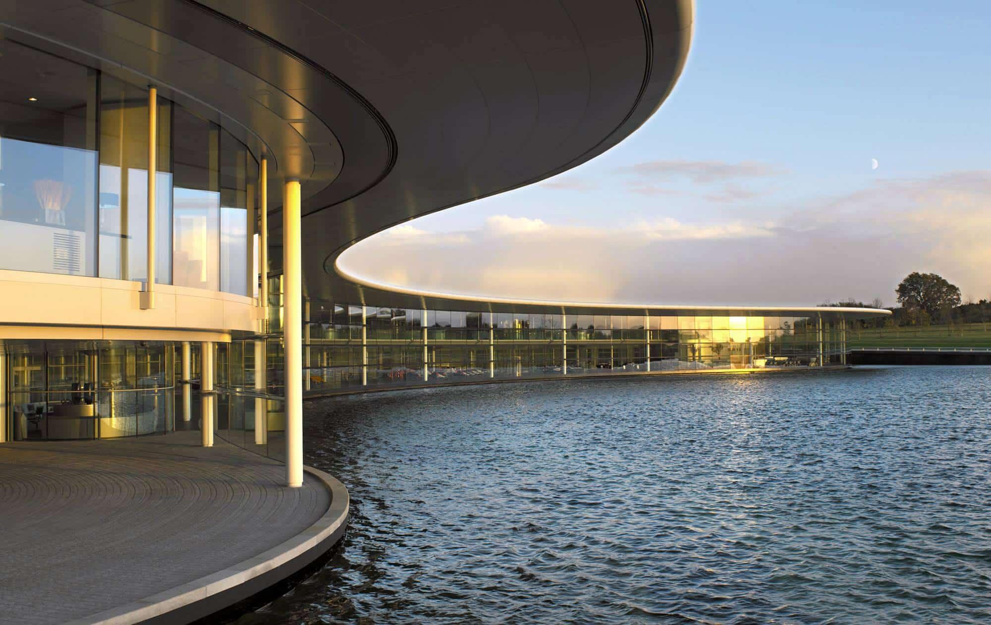 McLaren vende su fábrica de Woking