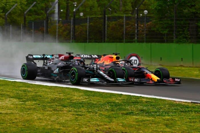 Max Verstappen gana en Imola; Sergio Pérez 12