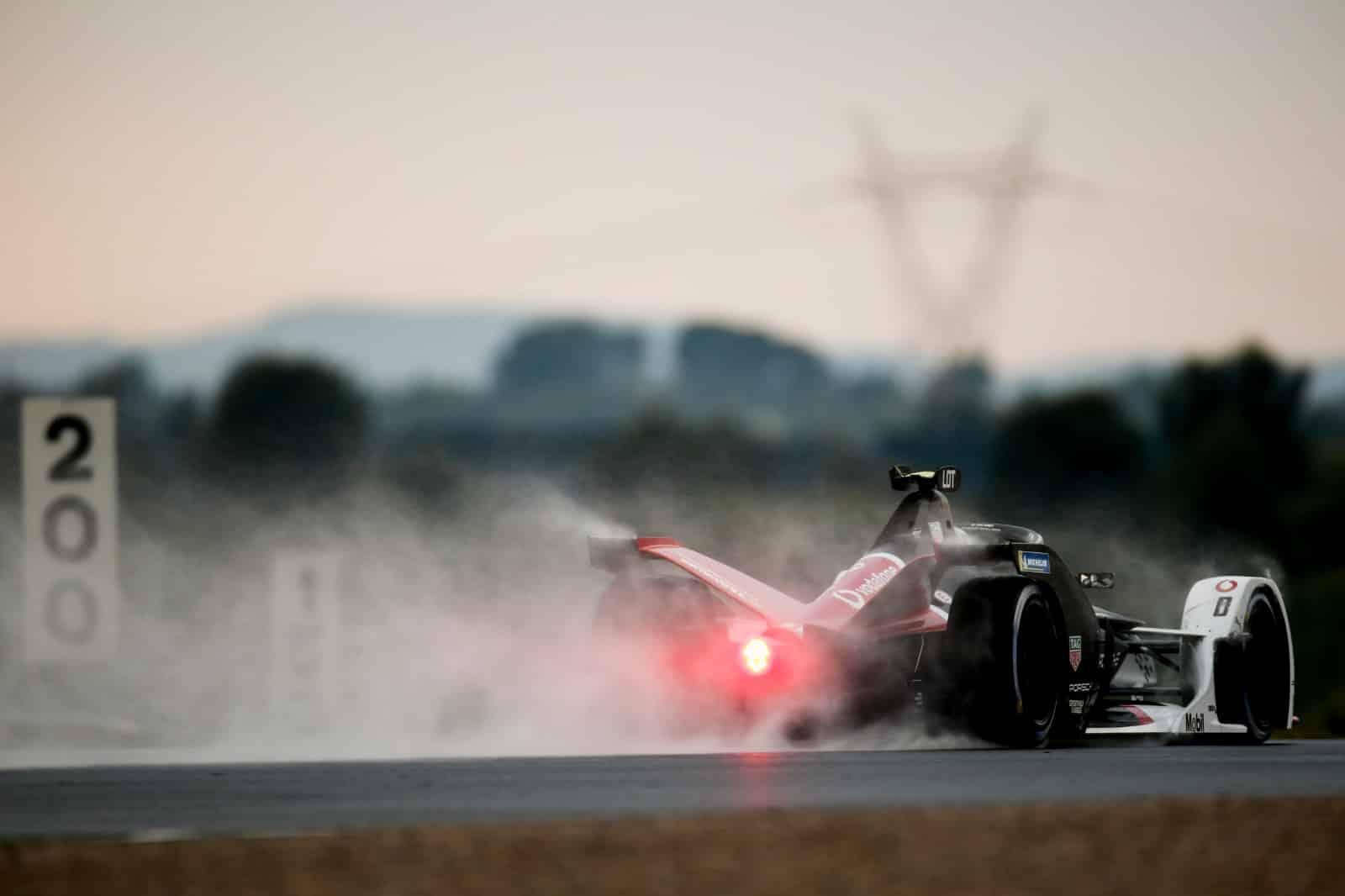 Fórmula E: Lo más destacado del E-Prix de Valencia