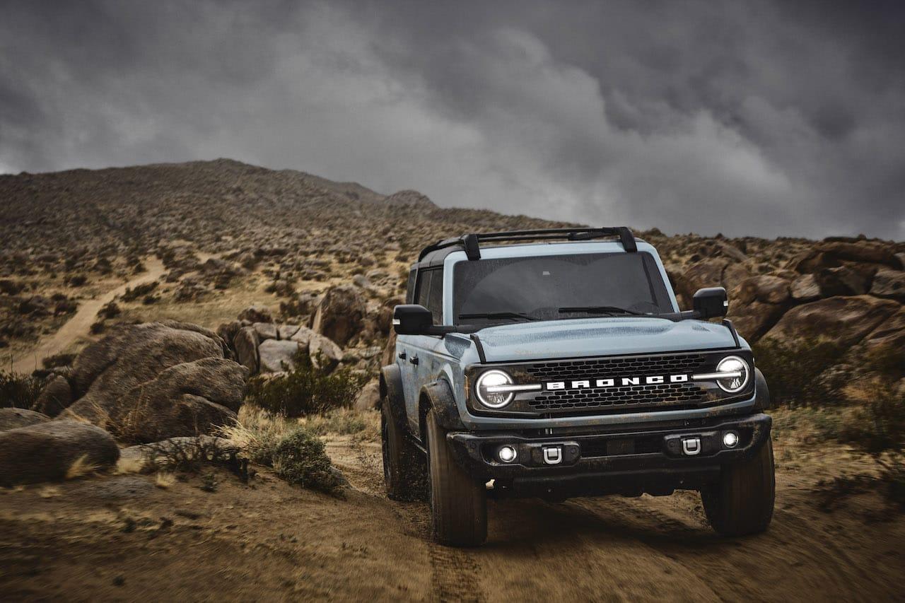¡Arranca preventa digital de Ford Bronco 2 y 4 puertas!
