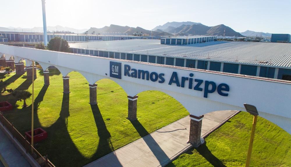 General Motors producirá autos eléctricos en Ramos Arizpe